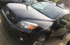 Toyota RAV4 2008 Black for sale