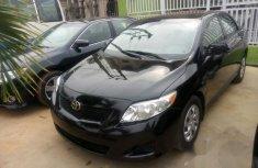 Toyota Corolla LE 2010 Black for sale