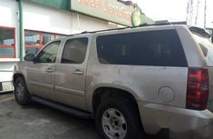 Chevrolet Suburban 2007 Silver for sale