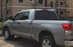 Toyota Tundra 2008 Silver for sale