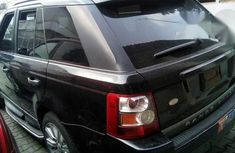 Nigerian Used Rover Land Sport 2006 Black for sale