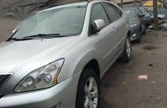 Lexus RX 2006 Silver for sale