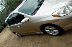 Neatly Used Toyota Matrix 2003 Gold for sale