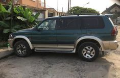 Mitsubishi Pajero Sport GLS 2003 Green for sale