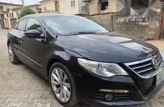 Volkswagen CC 2012 Black for sale