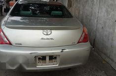 Toyoto Solora 2004 Silver for sale