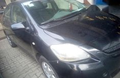 Toyota Yaris 2008 Black for sale
