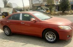 Toyota Camry LE 2010 Red for sale
