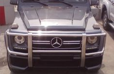 Mercedes-Benz G-Class AMG Wagon 2014 Black for sale