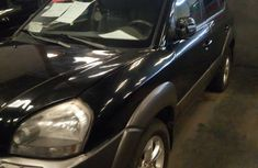 Hyundai Tucson 2010 Black for sale