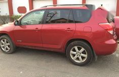 Tokunbo Toyota RAV4 Limited 2008 Red for sale