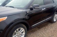 Ford Explorer 2013 Black for sale