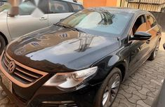 Volkswagen Passat Cc 2012 Black for sale