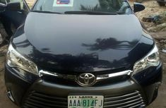 Toyota Camry 2016 Blue for sale