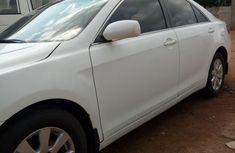 Toyota Camry 2007 White for sale