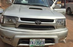 Toyota 4runner 2002 Gray for sale