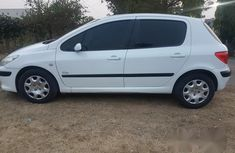 Peugeot 307 2008 White for sale