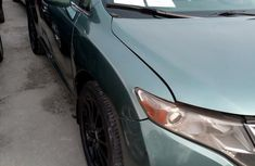 Clean Toyota Venza 2009 Green for sale