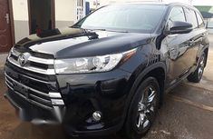 Toyota Highlander Limited AWD 2018 Black for sale