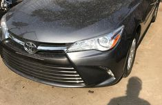 Toyota Camry 2016 Grey for sale