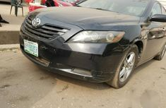 Toyota Camry LE 2007 Black for sale