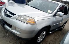 Acura MDX 2006 Silver for sale