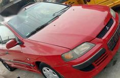 Mitsubishi Spacestar 2003 Red for sale