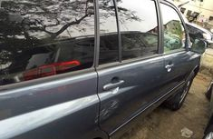 Toyota Highlander 2004 Blue for sale