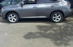 Lexus RX350 2013 Grey for sale