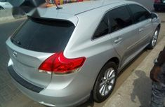 Toyota Venza 2009 Silver for sale