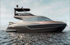 Lexus to build luxury yatch - the Lexus LY 650!!