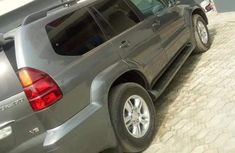 Lexus GX470 2007 Gray for sale