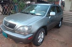 Lexus RX300 2000 Gray for sale