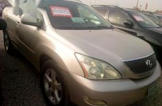 Lexus RX 330 2005 Gold for sale