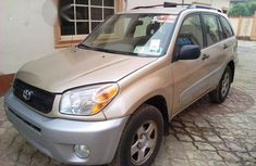 Toyota RAV4 2005 Gold for sale
