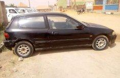 Honda civic 2000 black for sale