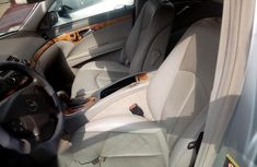 Mercedes Benz E350 2006 Silver for sale