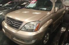 Lexus GX470 2008 Gold For Sale