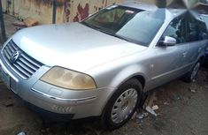Volkswagen Passat 2001 Silver for sale