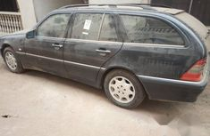 Mercedes-Benz C180 2004 Black for sale