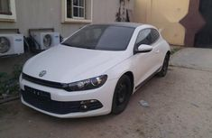 Volkswagen Scirocco 2011 White for sale
