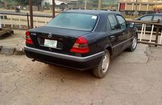 Mercedes-Benz C180 2000 Black for sale