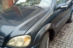 Mercedes-benz ML500 2002 Black for sale