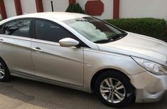 Hyundai Sonata 2011 Silver for sale