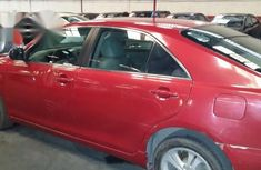 Toyoto Camry 2009 Red for sale