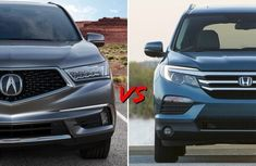 Acura MDX vs Honda Pilot – Which one should you choose?