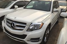 2014 Mercedes-Benz GLK Automatic Petrol well maintained