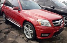 Mercedes Benz GLK350 2012 Red for sale