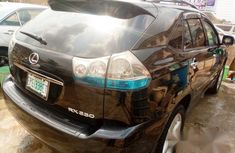 Lexus RX 330 2005 Black For Sale