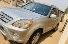 Super Clean Honda CR-V 2006 Silver for sale